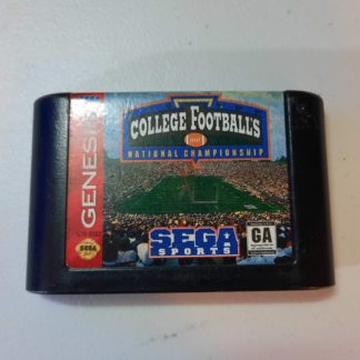 College Football's National Championship Sega Genesis (Loose)