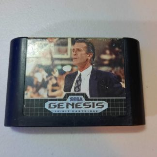 Pat Riley's Basketball Sega Genesis (Loose)