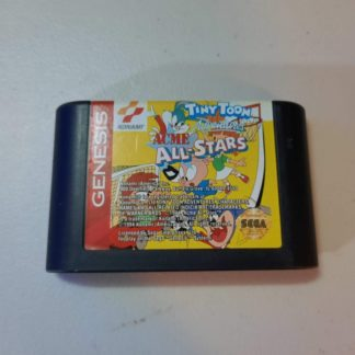 Tiny Toon Adventures ACME All-Stars Sega Genesis (Loose)